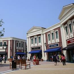 McArthurGlen vancouver wins best outlet centre award