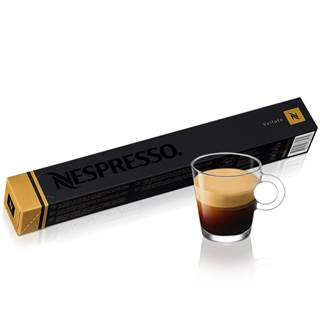 With any coffee purchase in new Nespresso Boutique, get one free Nespresso coffee sleeve of your choice