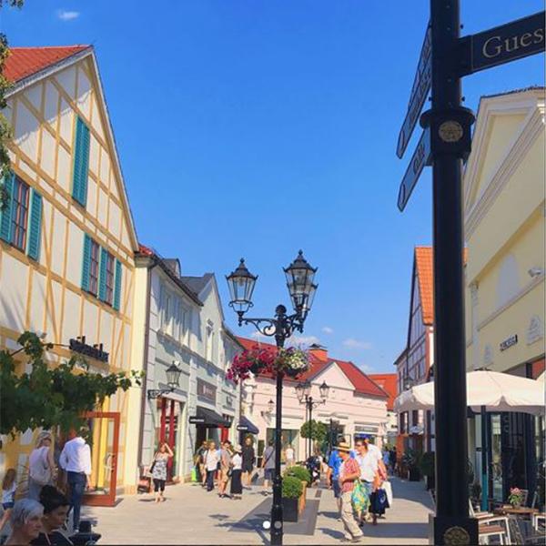 outlet village berlin