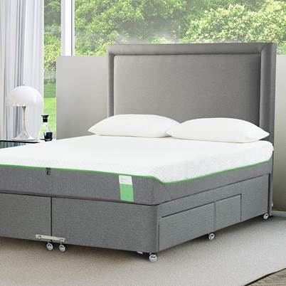 Buy any mattress & get any Ardennes or Moulton divan £299