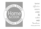 Brand logo for Home and Cook