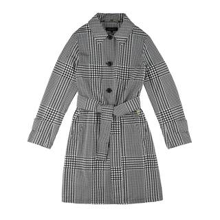 Coat, black/white was € 599,00