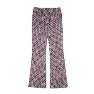 Pants, pink/plaid was € 249,00