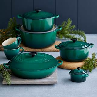 Le Creuset pop-up closes this Sunday