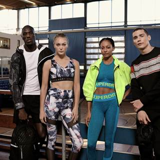 Superdry Sport SS19