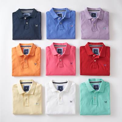 3 for 2 on Polos and Tees