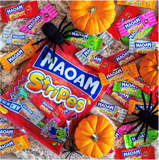 MAOAM's up to Mischief and is taking over the HARIBO store! Drop in for spooktacular treats including 30% off your MAOAM favourite (exclusions apply) and a free gift with every purchase.