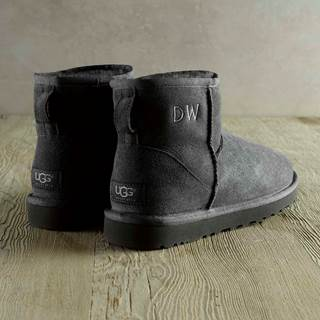 UGG Monogramming event - 7 December only Personalise your Ugg boots with your initials for free on any classic boot. Available 7th December only between 12-6 pm.