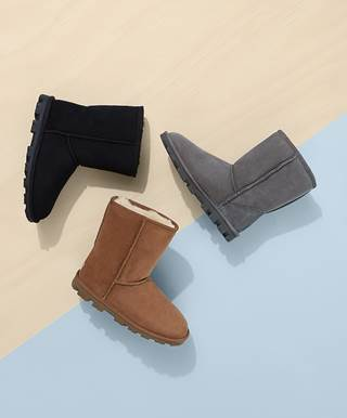 20% off essential boot collection 20% off Continuity Bow 20% off Suede Bow Mini