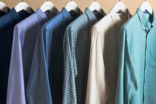 Enjoy two shirts for only £80
