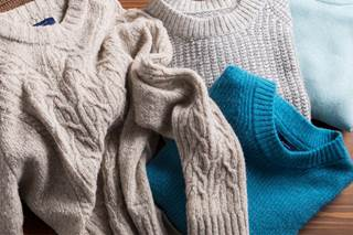 Enjoy two items of knitwear for only £85
