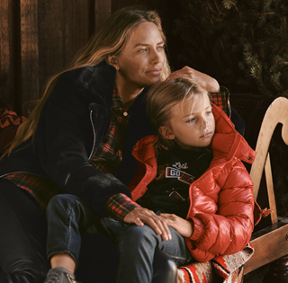 This Holiday season visit the Polo Ralph Lauren store with your little ones!  Receive a complimentary Polo Bear colouring and sticker book with purchases of £150  on any Childrenswear products.