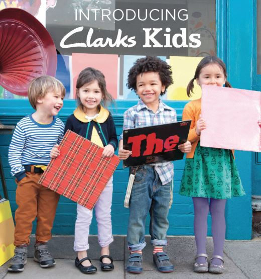 Win 4 pairs of Kids Shoes at Clarks