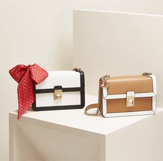 Handbags from £59 Small leather goods from £29