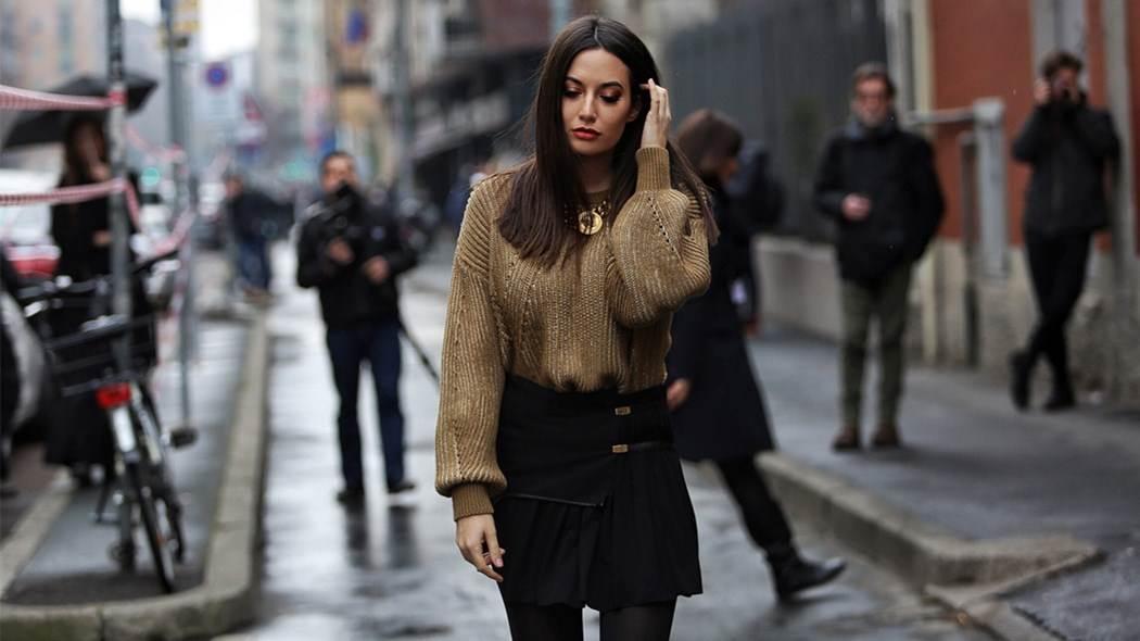 Milano fashion week aw18 mcarthurglen designer outlets for Fashion designer milano