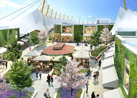 McArthurGlen appoints mclaren construction on the £90m ashford designer outlet expansion