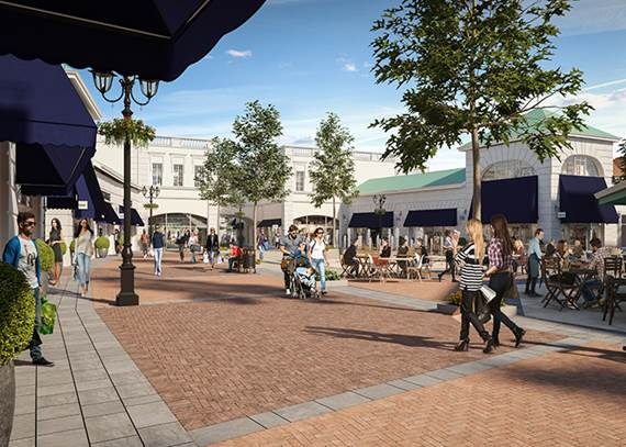 McArthurGlen announces £160 million joint venture in cannock