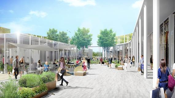 McArthurGlen to open the first luxury designer outlet to the west of Paris