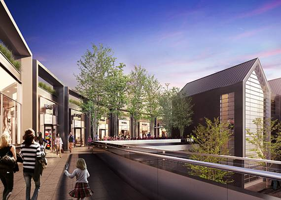 McArthurGlen designer outlet remscheid granted planning approval