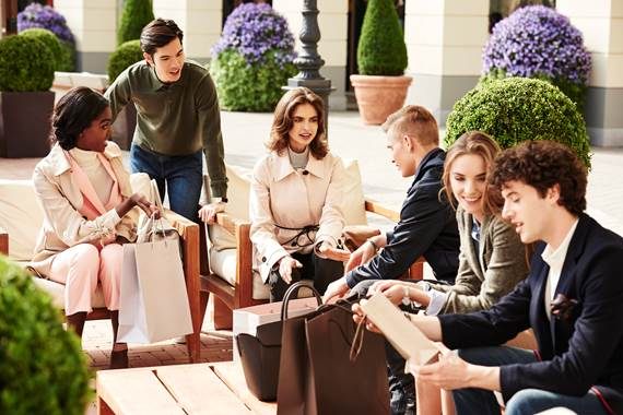 McArthurGlen group voted by brands as best outlet operator in europe for fourth year running