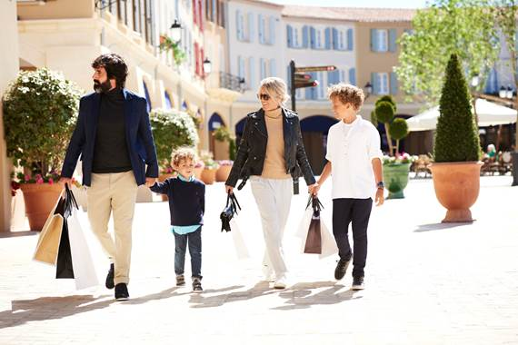 McArthurGlen increases shopping experience in roermond by adding more than 50 new shops
