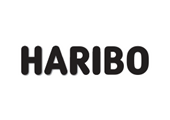 Brand logo for Haribo