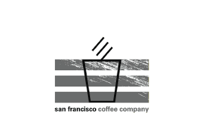 Brand logo for San Fran. Coffee Comp.