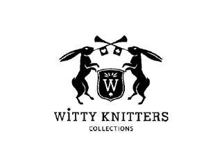 Witty Knitters logo
