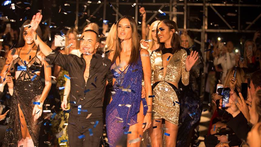 Fashion Weeks Show Julien MacDonald