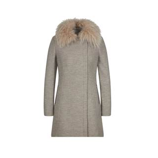 "Coat ""Lucrio"", was € 698"