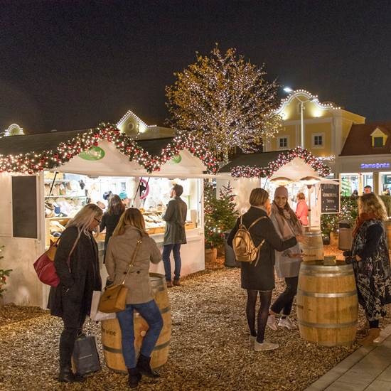 Homely Christmas market