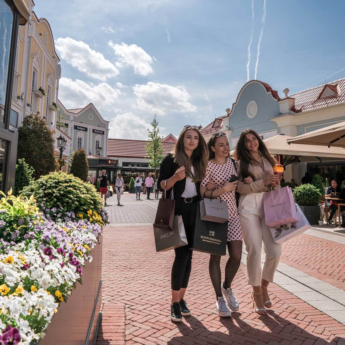 Parndorf Fashion Outlet: Home