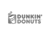 Brand logo for Dunkin' Donuts