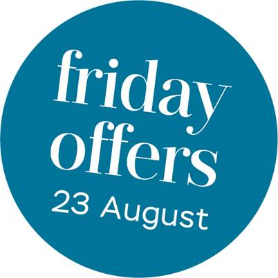 Discover all Friday offers