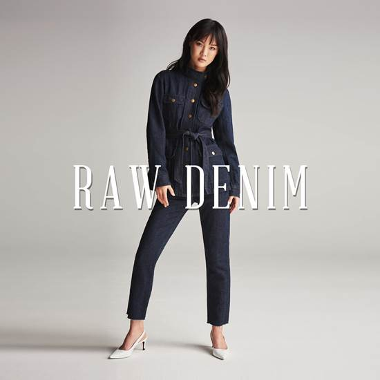 SS18 Trend Guide - Raw Denim
