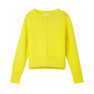 Knitted jumper yellow from €89,95 now €45,00
